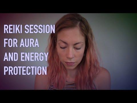 AURA AND ENERGY PROTECTION, DISTANCE REIKI, ASMR