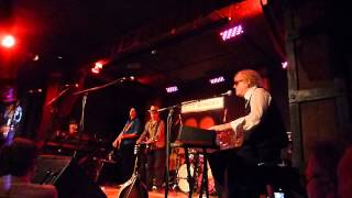 Ian Hunter & The Rant Band-Standing in My Light-NYC City Winery 09.21.13
