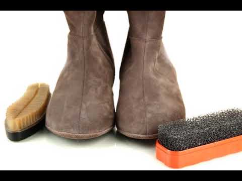 How to Clean Suede Shoes   Suede Shoes Protection