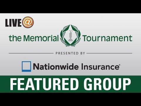 LIVE@ the Memorial - Featured Groups, June 2 (U.S. fans use PGATOUR.COM)