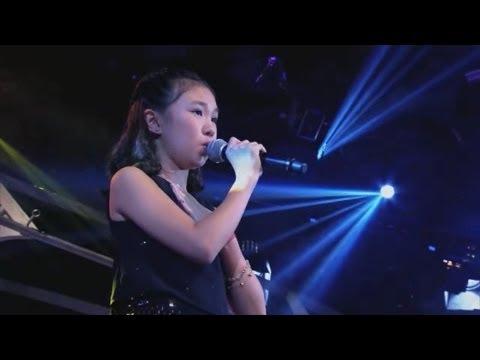山下ヤスミン(10歳) ♪「悲恋歌 」