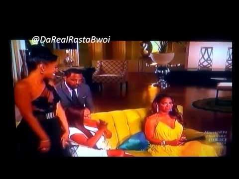 Porsha Stewart Sings Amazing Grace on RHOA Reunion Part3