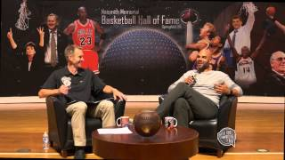 Donny Marshall on playing against Michael Jordan
