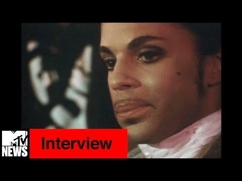 Prince Talks God & The Afterworld in 1985 Interview | MTV News