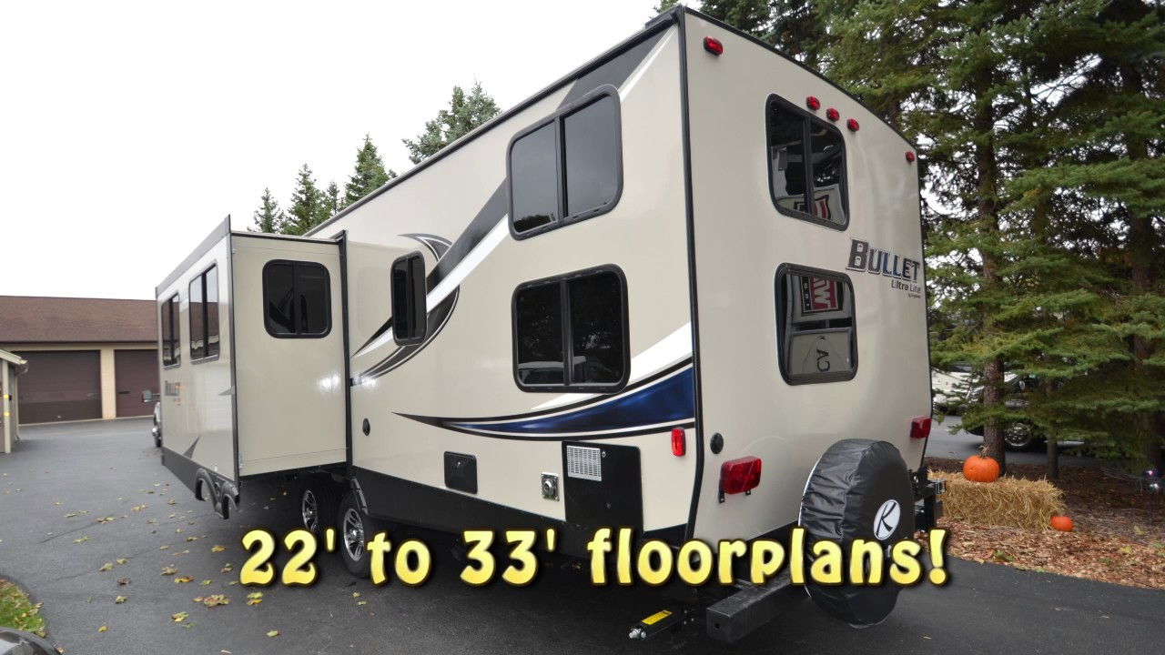 Keystone rv bullet premier and crossfire travel trailers for Barrington motor sales rv