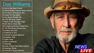 Don Wiliams Greatest Hits - Best Songs Of Don Wiliams