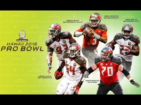 2502a4b6f74 Bucs 2015 Pro Bowl Highlights - YouTube
