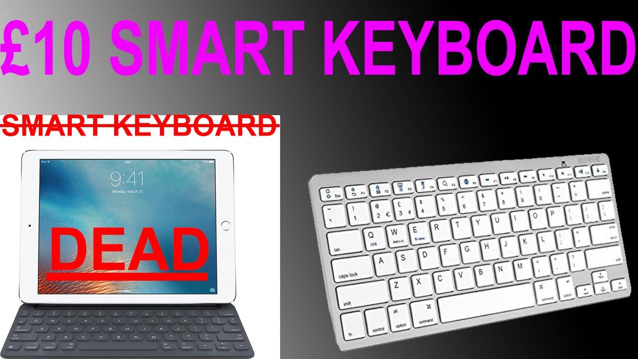 pick up best shoes latest discount Apple Smart Keyboard Killer? Caseflex Bluetooth Keyboard Review ...