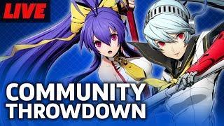 Play BlazBlue Cross Tag Battle With Us   GameSpot Community Fridays
