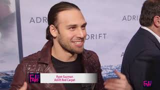 Adrift movie  Red Carpet Ryan Guzman