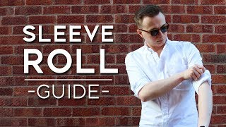 When To Roll Up Your Sleeves (To Look More Stylish)