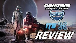 Outer Space and Beyond in Genesis Alpha One - Review (Video Game Video Review)