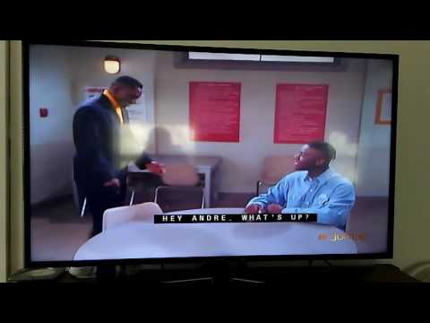 Clifton Powell as Andre Thompson on Roc.