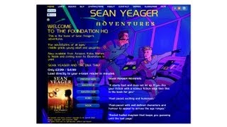 Sean Yeager and the DNA Thief - spoof trailer