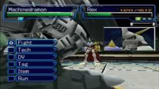 Let's Play: Digimon World 3: Part 30 - Secret Bosses Part 2