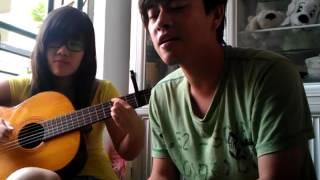 Cỏ và mưa  - guitar cover