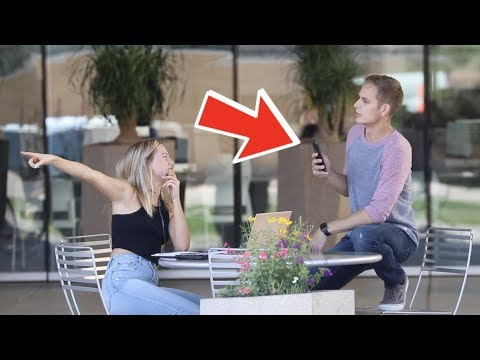 Taking Pictures of People Prank