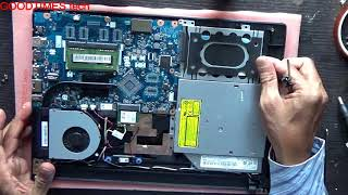 lenovo Ideapad 100  Replace or Upgrade HDD to SSD