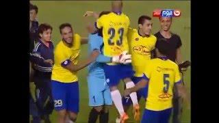 كأس مصر 2016 - ضربات جزاء مباراة الاسماعيلى VS الرجاء... فوز الاسماعيلى 4 / 2