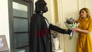 Как НЕ стоит дарить цветы девушке 😂💐🙈😄