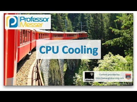 Descargar Video CPU Cooling - CompTIA A+ 220-901 - 1.6