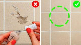 25 GENIUS REPAIR HACKS || Easy Home Imrovement Tips by 5-Minute DECOR
