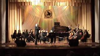 Concerto in D Minor for Violin, Piano and Strings (Felix Mendelssohn)