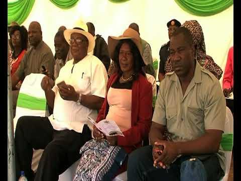 Minister Mutorwa launches Operation Katemo in the Kavango West Region-NBC