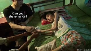 Thank you. Phát 22 triệu đồng cho chị bị liệt Hà Tĩnh.