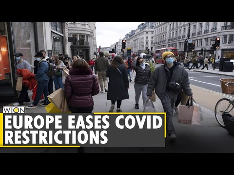 Rate of COVID-19 infections in Europe begin to ease | Latest World English News | WION News