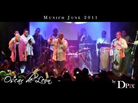 2011 Oscar de Leon Live in Munich - YO QUISIERA - By Coky Cerdan