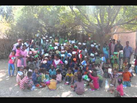 ywam Ethiopia Christmas gift box 2014