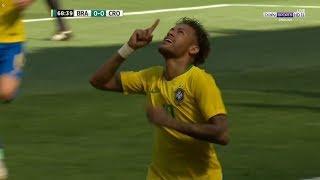Neymar Jr vs Croatia HD 1080i (03/06/2018)