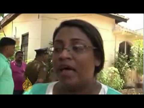 and then they came for lasantha Wickrematunge's staff