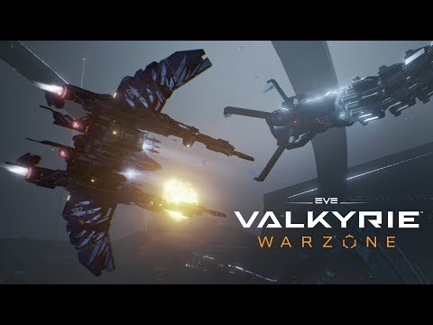 EVE: Valkyrie - Warzone Launch Trailer | Cross-platform for PC and PS4