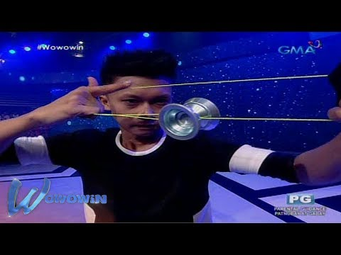 Wowowin: D Spinner shows yoyo mastery