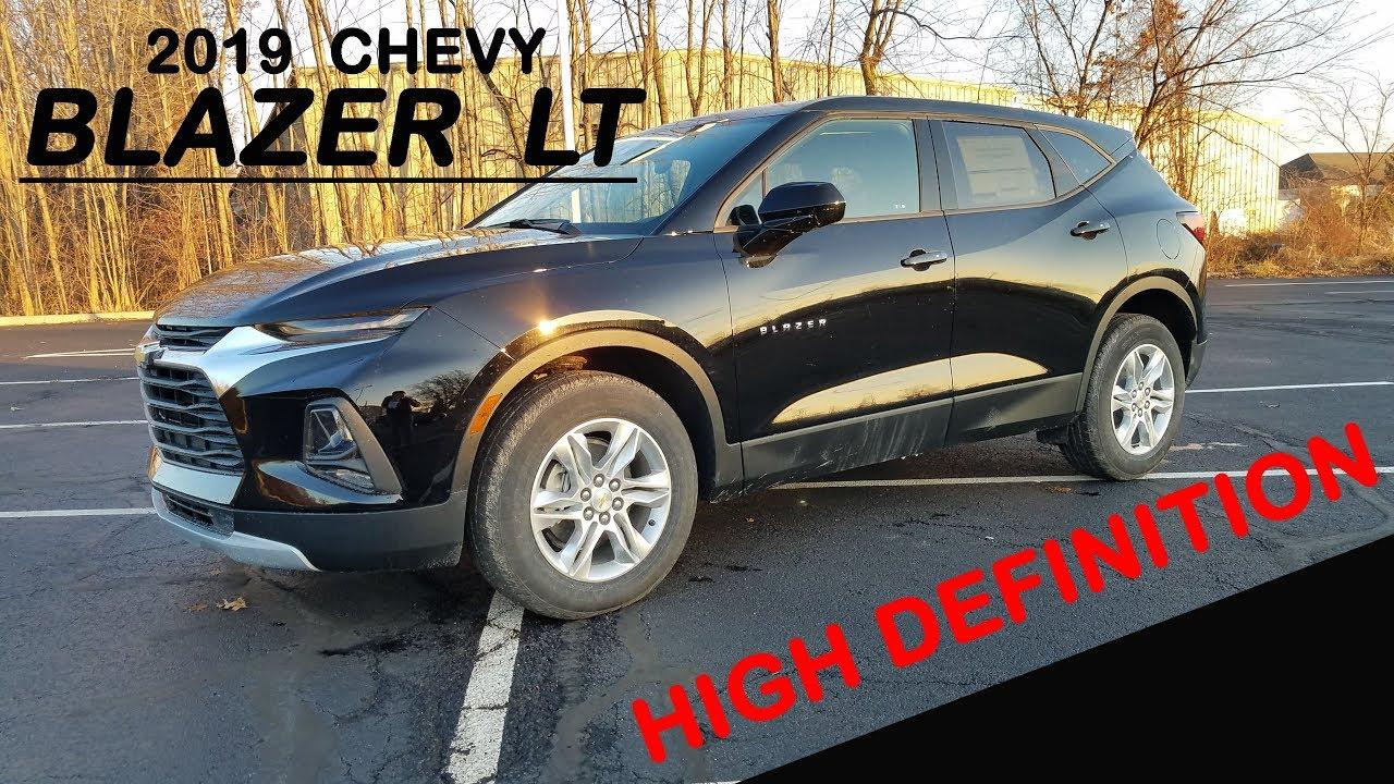 2019 Chevrolet Blazer LT Cloth- FULL Walkaround & Review ...
