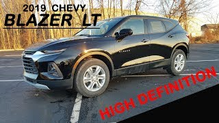 2019 Chevrolet Blazer LT Cloth- FULL Walkaround & Review