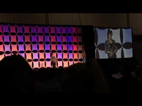Susan Bennett, Original Voice of Siri, Speaks at Business Professionals of America Conference