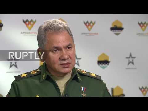 "Russia: ""We are ready for dialogue"" - Shoigu tells West to stop frightening their people"