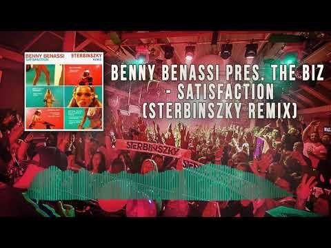 Benny Benassi Pres. The Biz - Satisfaction (Sterbinszky Remix)