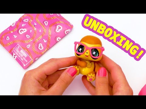 Best Furry Friends Unboxing - Handbag Surprize - Zara the Sloth | Unboxing Toys