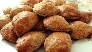 Погача с укропом по-турецки рецепт