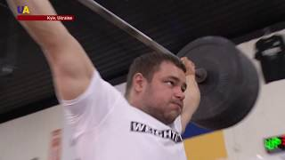 Training With a Ukrainian Weightlifting Champion