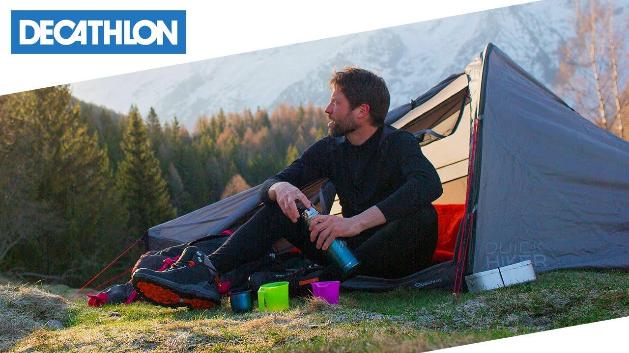 Tenda da c&eggio Forclaz 2 Quechua | Decathlon Italia & Tenda da campeggio Forclaz 2 Quechua | Decathlon Italia - YouTube