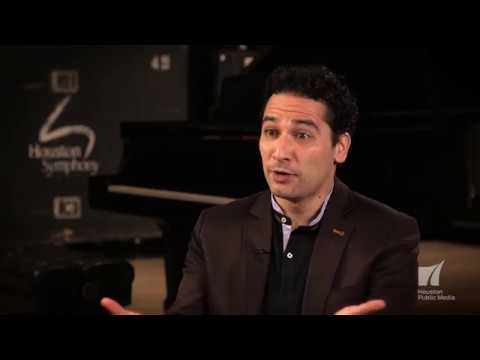 Backstage with Andrés – Andrés Conducts West Side Story (& More)