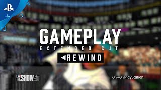 MLB The Show 20 - MLB The Show 20 Gameplay Rewind Extended Cut | PS4