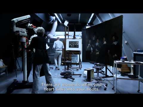 Frans Hals - Work in Progress