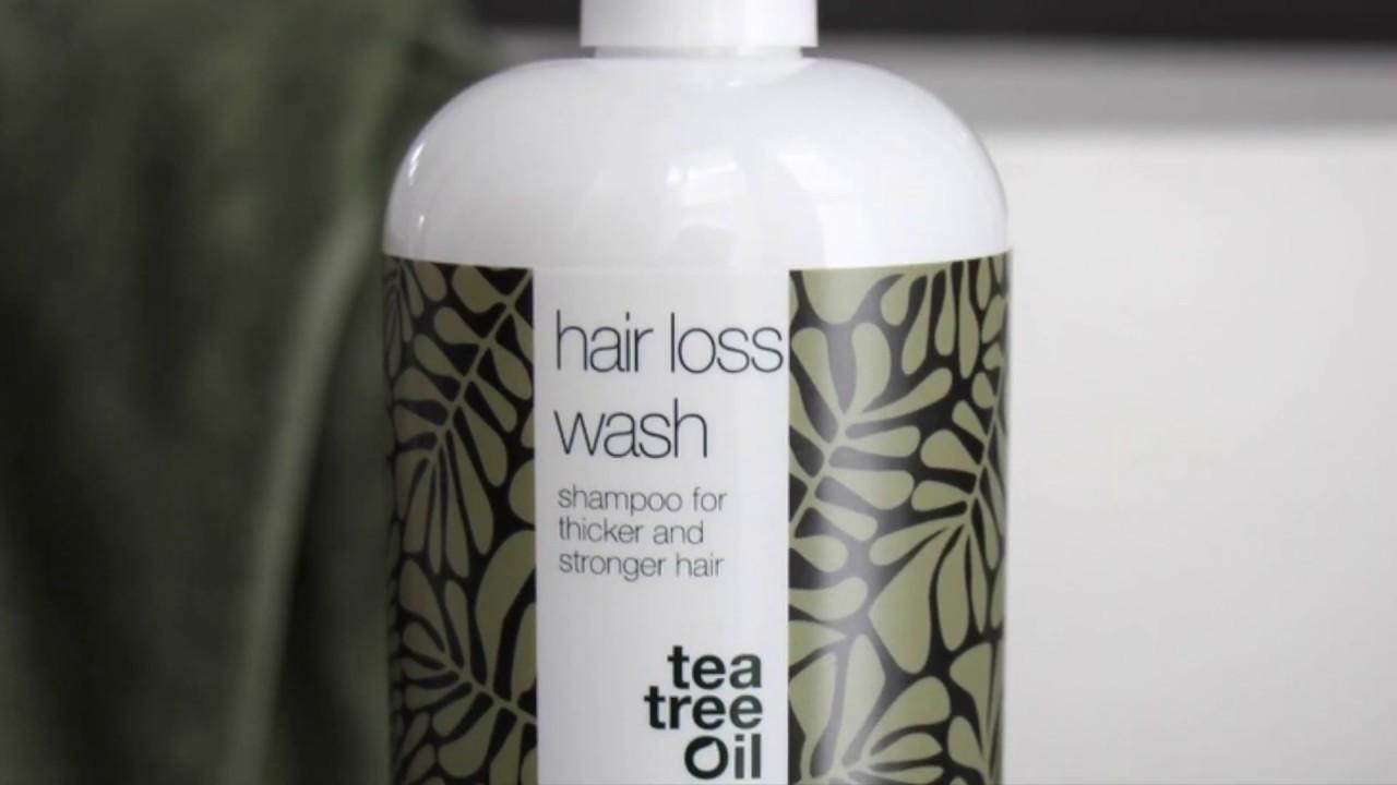 shampoo tyndt hår