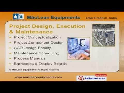 Filter Press By MacLean Equipments, Noida